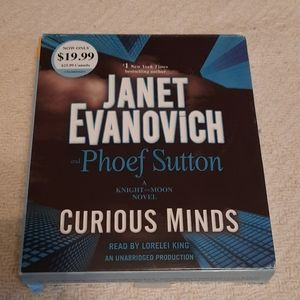 Audio book, Janet Evanovich,  Curious Minds